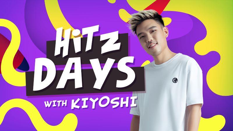 hitz Sarawak with Kiyoshi