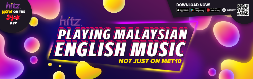 hitz playing malaysian english music