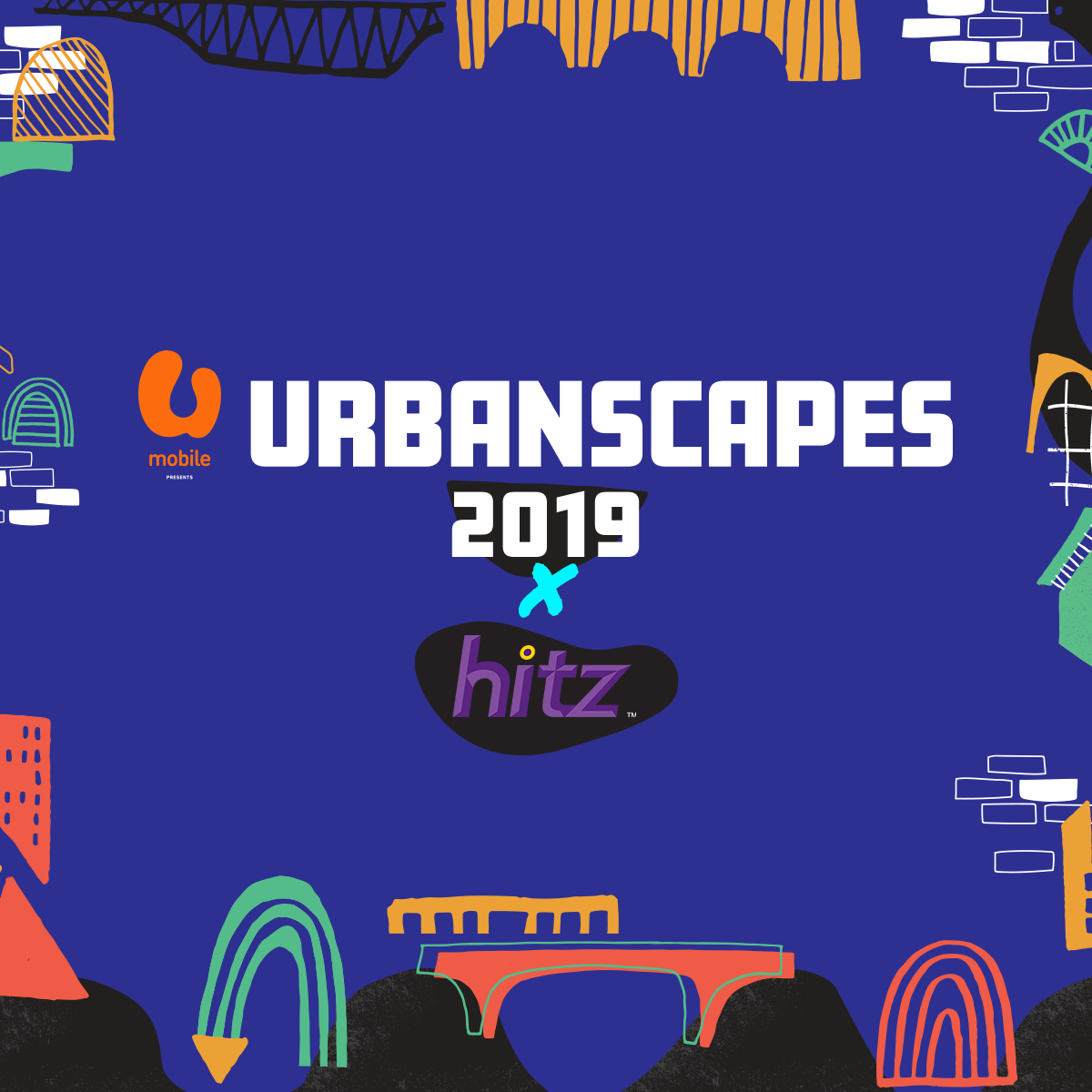 Urbanscapes 2019 x HITZ