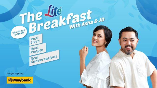 the lite breakfast