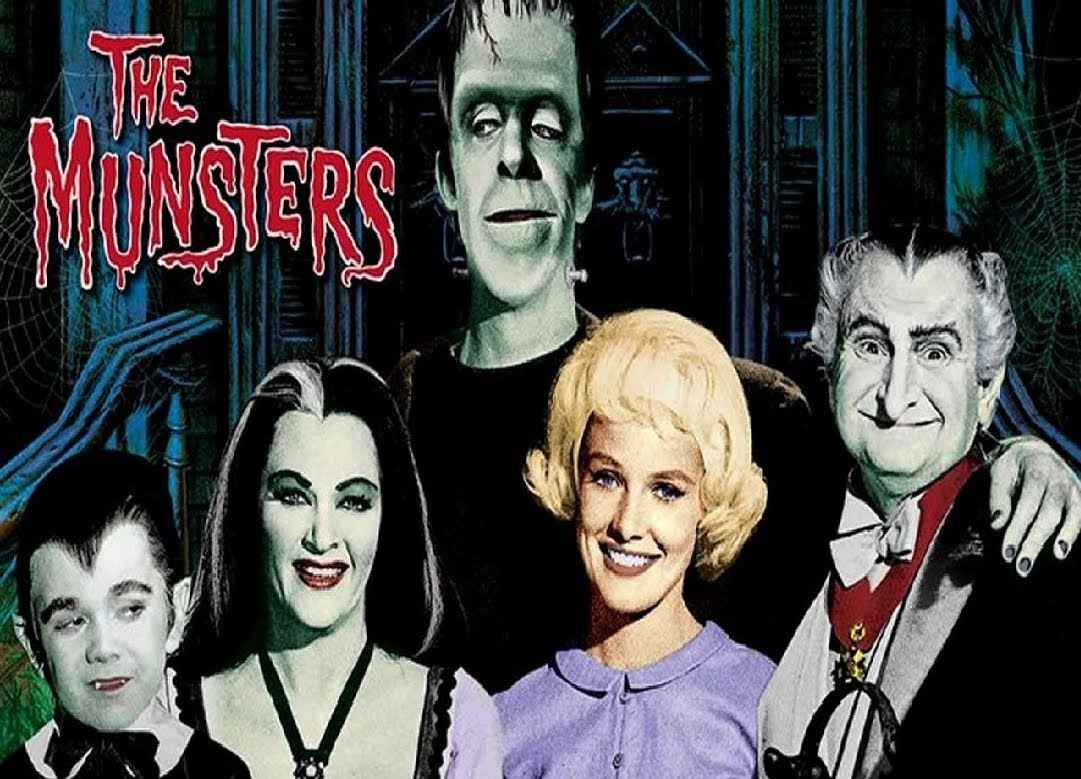 """the munsters"" is getting the reboot treatment for a second time"