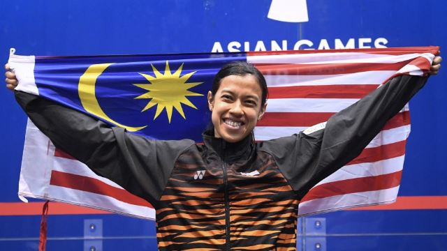 Datuk Nicol David Is Nominated For World's Greatest Athlete of All Time!