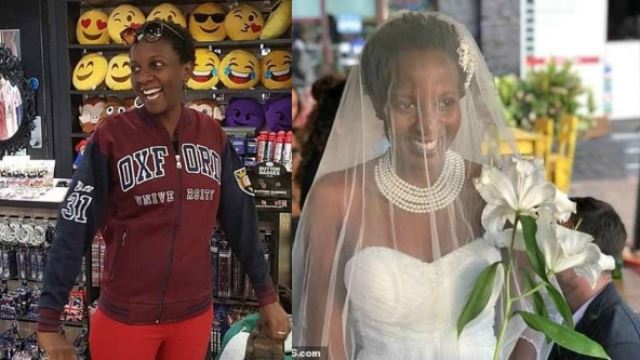 32-Year-Old Student Gets Married… To Herself