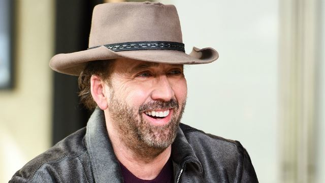 Nicolas Cage In Talks To Play Nicolas Cage In A Movie About A Fictional Nicolas Cage