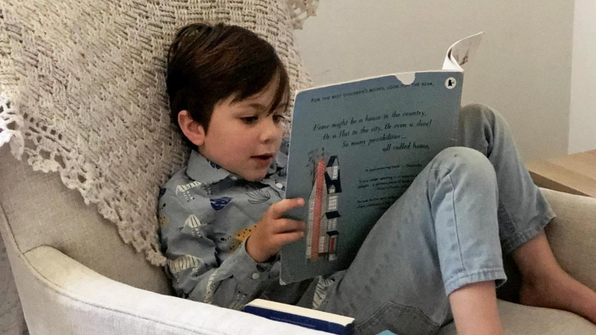 4-year-old received a book deal for his poetry