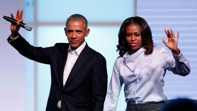 The Obamas Will Be Coming To Malaysia Soon.
