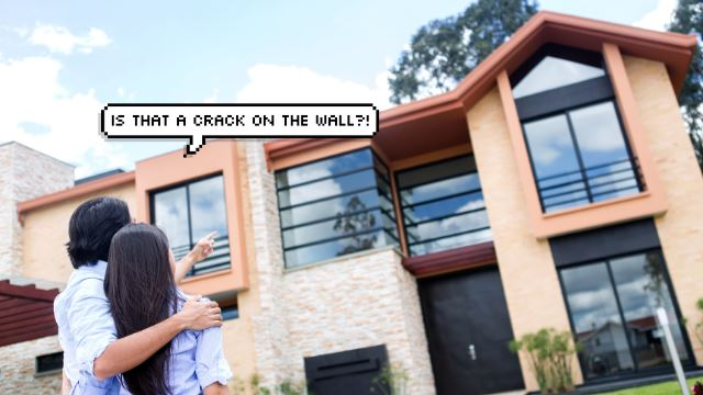 Check The Walls For These 4 Things If You're Buying A House