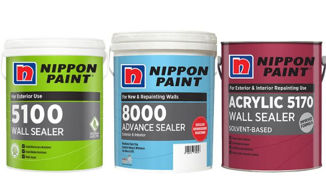 interior paint and 3 other types of paint you shouldn't use for your exterior walls