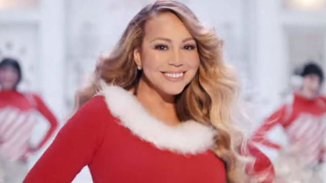 Christmas with Mariah Carey