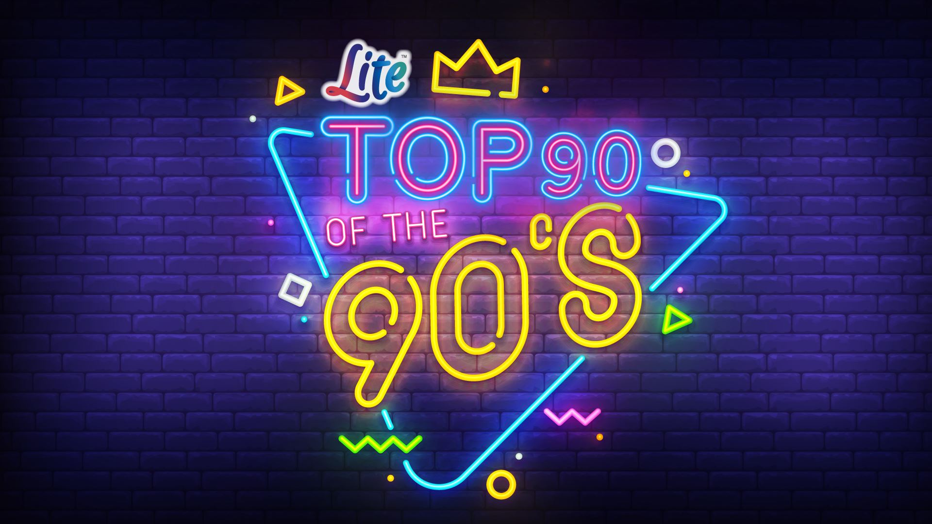 Top 90 of the 90s