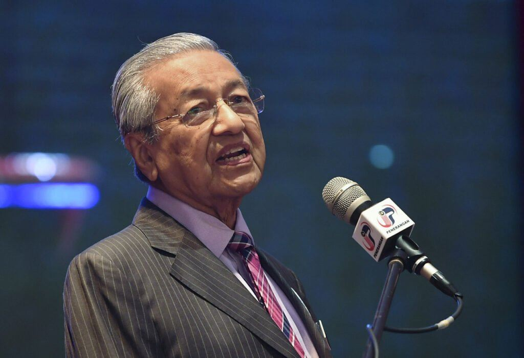 tun dr mahathir mohamad says malaysians don't value cleanliness of public toilets