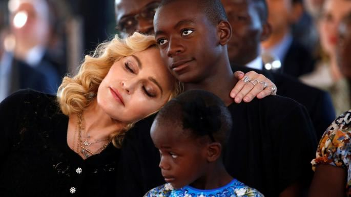 madonna's son, david banda is possibly as talented as his mother