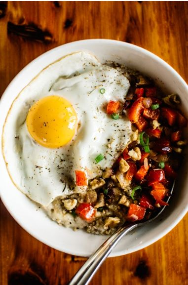 savoury oatmeal recipes you need to try today!