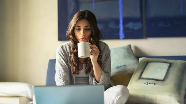 Would You Take A Pay Cut To Work From Home?