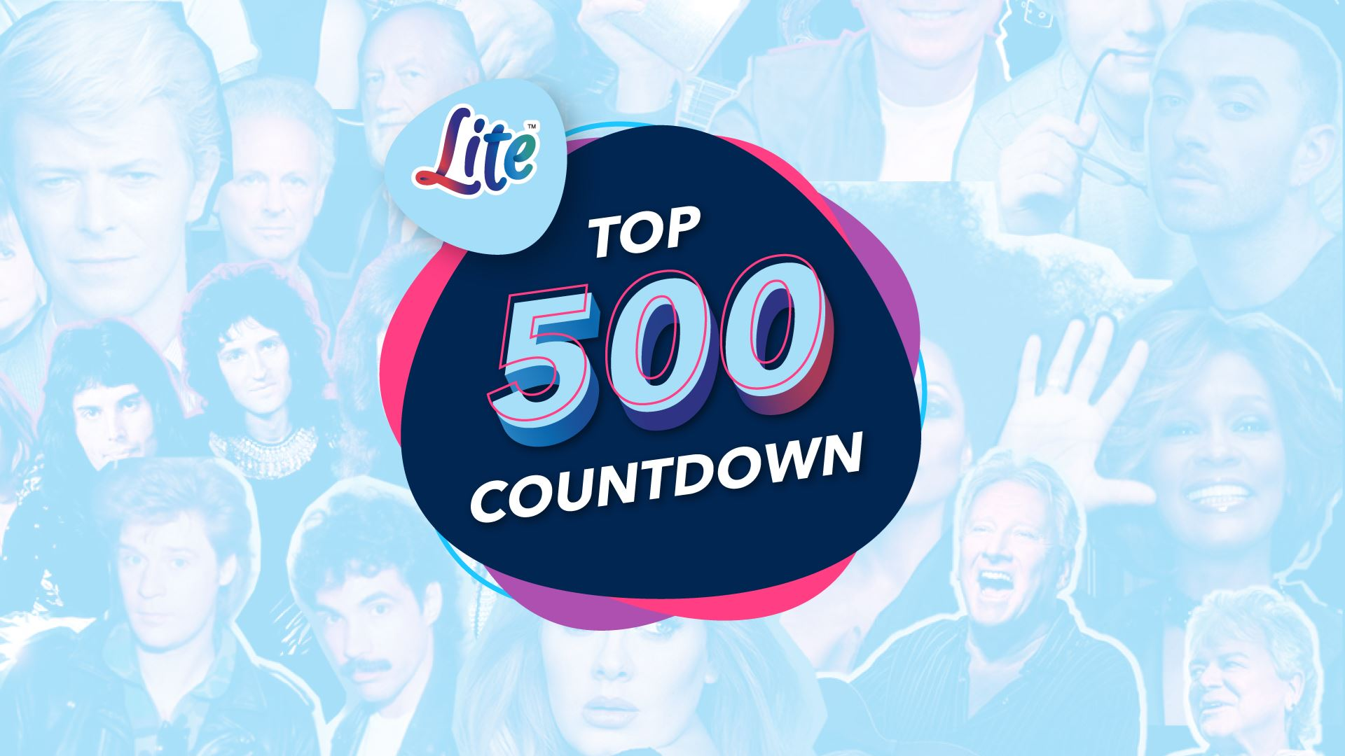 lite top 500 countdown