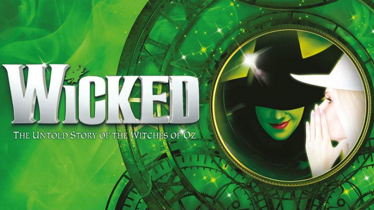 classic musical and book, wicked will finally have a movie soon