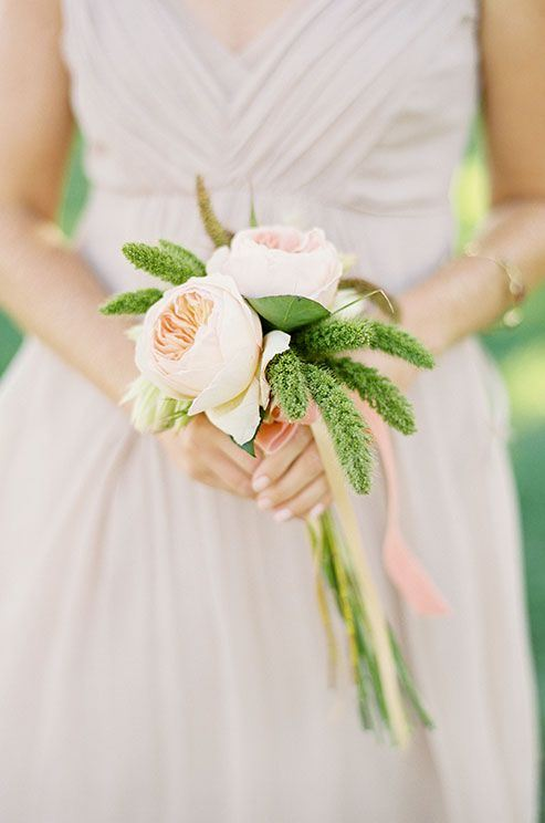 10 Simple But Adorable Wedding Bouquet Ideas You Can Copy