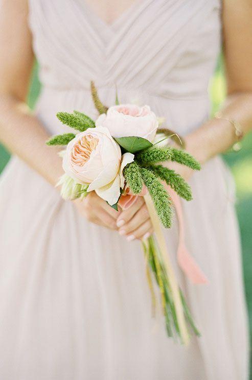 10 Simple But Adorable Wedding Bouquet Ideas You Can Copy