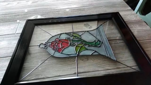 Decorate Your House With This Stunning Stained Glass