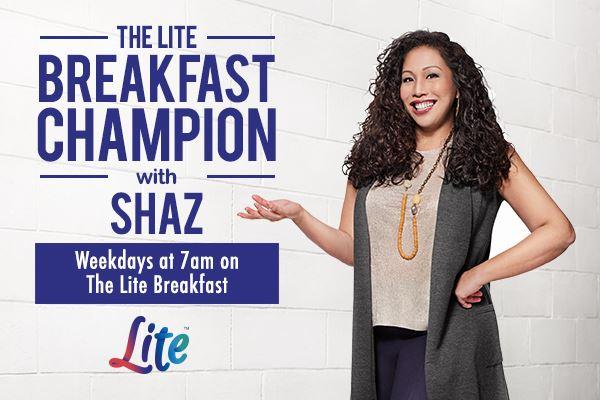 the lite breakfast champion