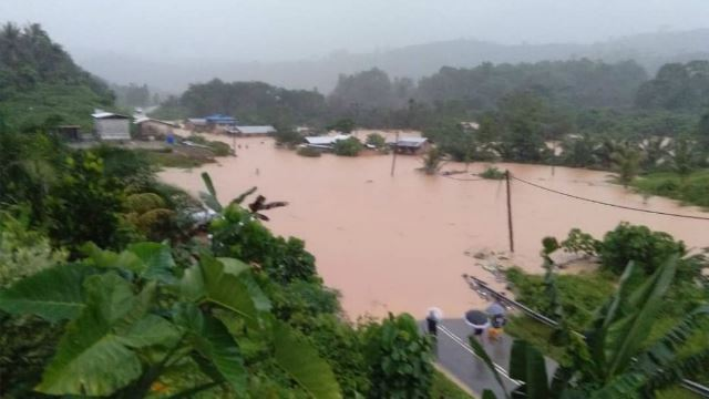 Floods In Various Districts: Almost 2,000 Children Unable To Go To School In Sabah