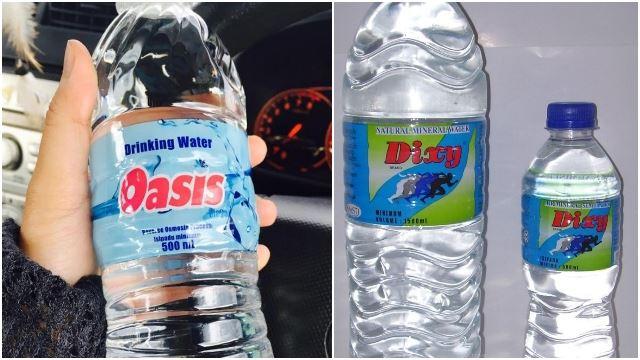 注意!大马卫生部宣布目前有7款牌子瓶装水被召回!