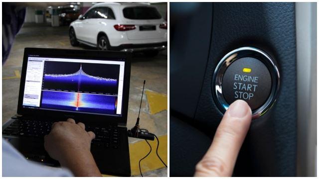 rm150偷走keyless系统汽车?!教你3种方法防止爱车被偷走!