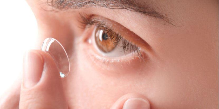 隐形眼镜不能这样来戴!严重会导致眼睛失明!