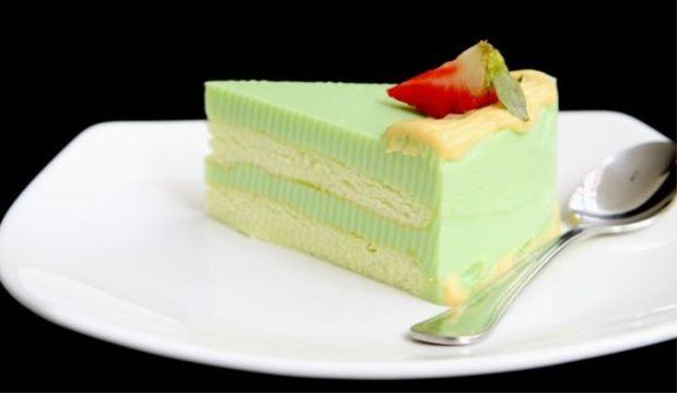 简单又好吃!教你做暖暖的pandan layer cake!