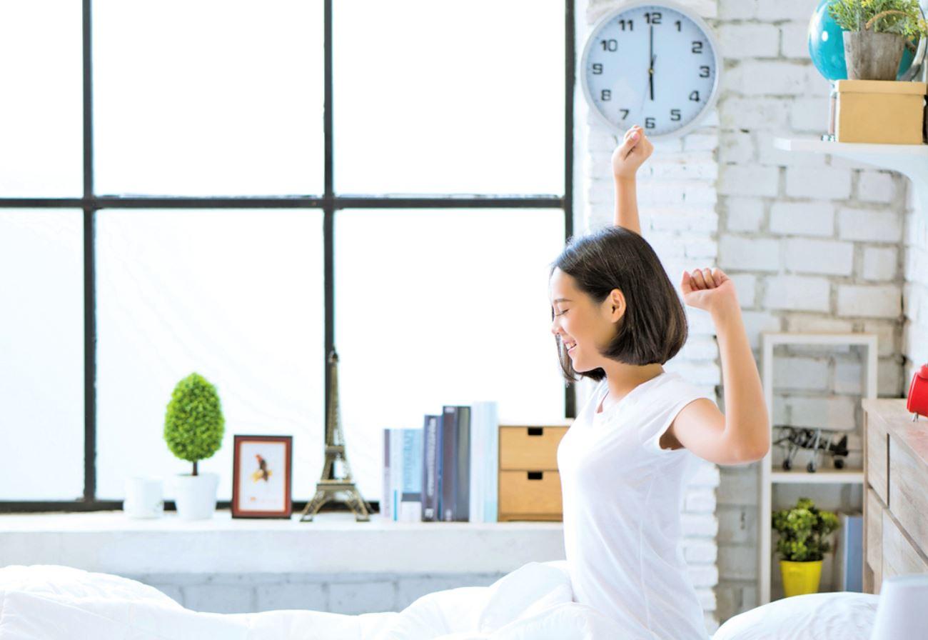 6项改善生活的习惯! 积极挑战克服障碍!