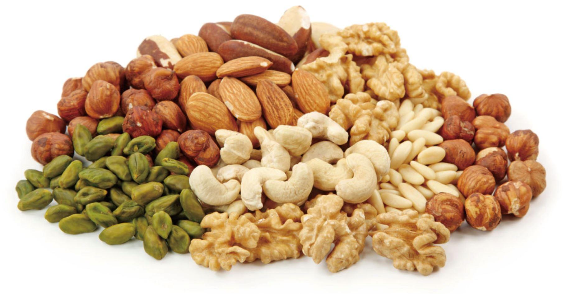 想要吃零食又怕胖? 推荐5种健康好吃的零食!