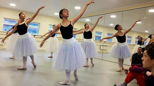 17-year- old ballerina is the first malaysian to be accepted to ballet west uk