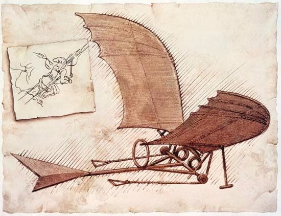 7 mind-blowing da vinci inventions that baffled the people of his time
