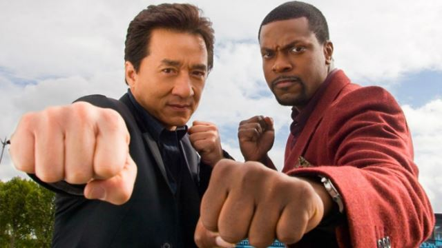 """Rush Hour 4"" Is Finally Happening, Says Chris Tucker"
