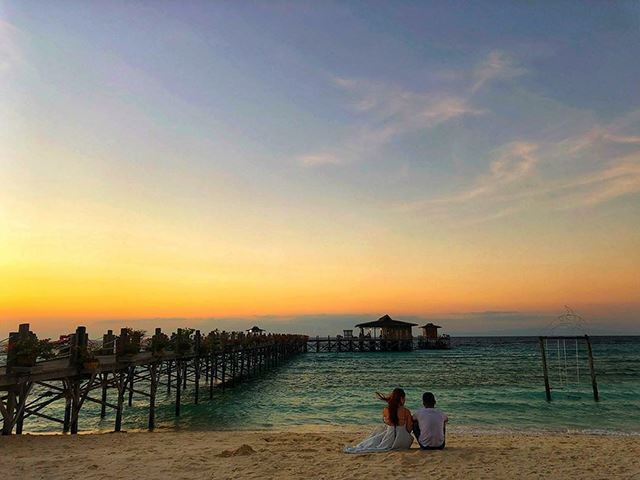 it's a good time to travel local. here's why sabah should be your destination
