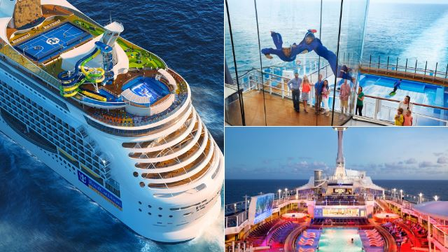 5 reasons a cruise holiday is what you and your family need this year