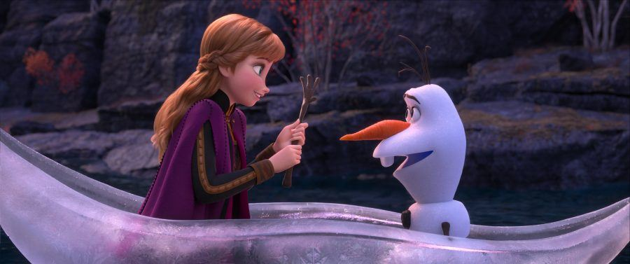 elsa is about to find out the source behind her magical powers in the latest frozen 2 trailer