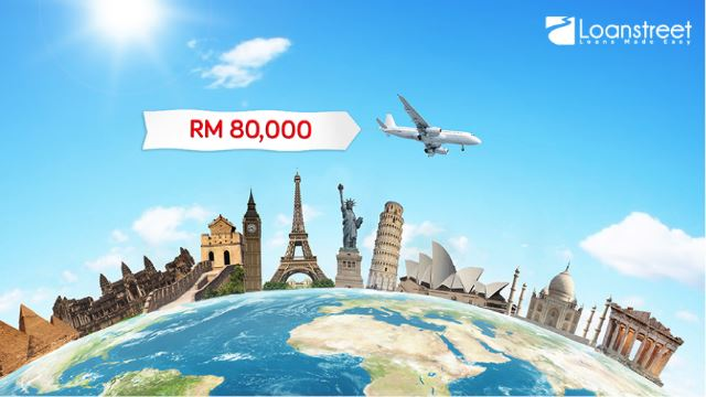 How would you choose to burn RM80,000?
