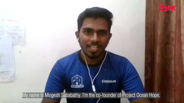 Thank You, Heroes: Mogesh Sababathy
