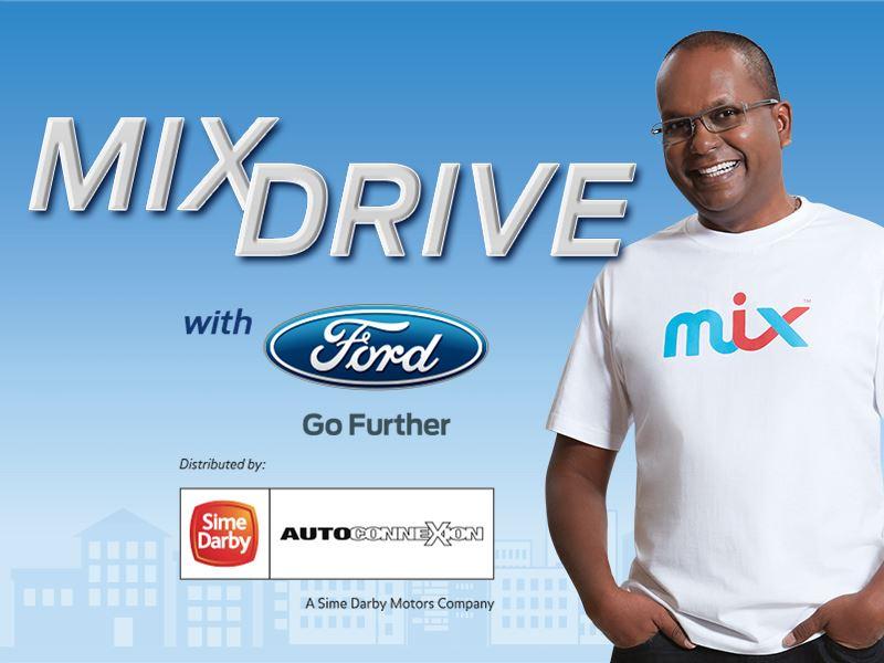mix drive