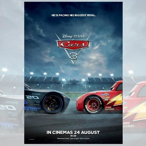 Cars 3 - Win tickets all this week!