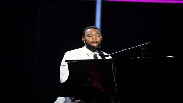 John Legend's Tribute To His Wife Was Heart-Wrenchingly Beautiful