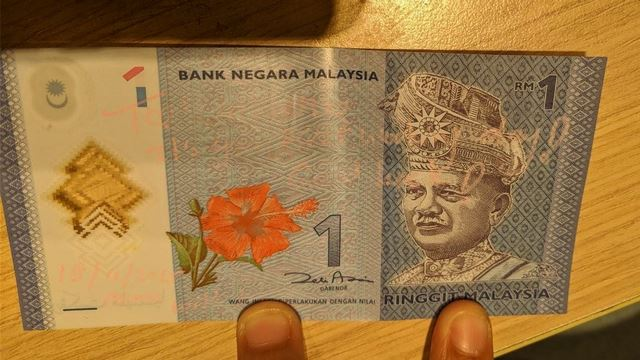 Malaysians, Let's Help To Reunite This RM1 Note With Its Owner!