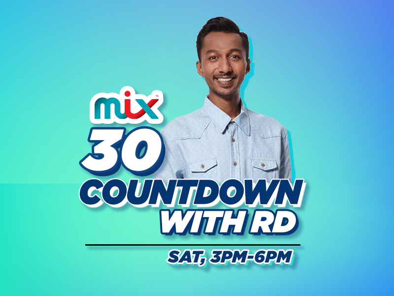 mix 30 countdown with RD