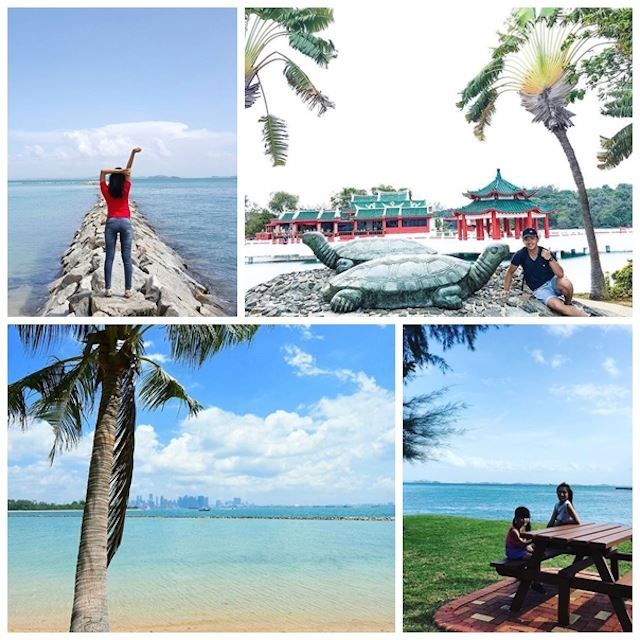 你以为只有圣淘沙?新加坡6大你不知道的美丽海边