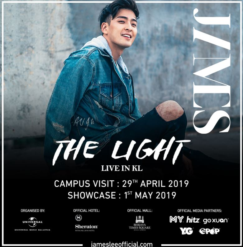 "《james ""the light"" live in kl》游戏"