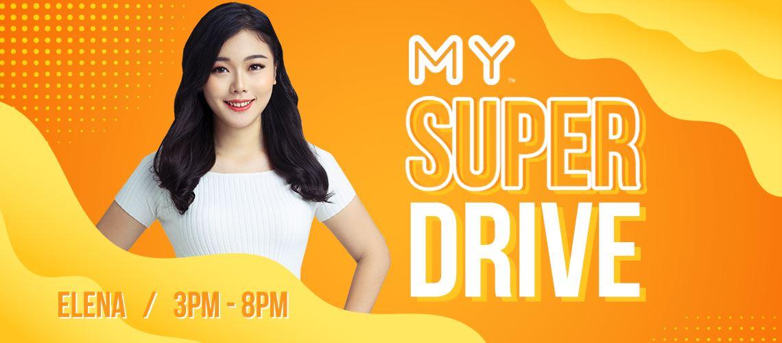 my super drive