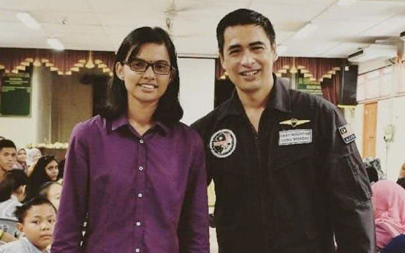 Vanmitha Might Just Be Malaysia's First Female Astronaut!