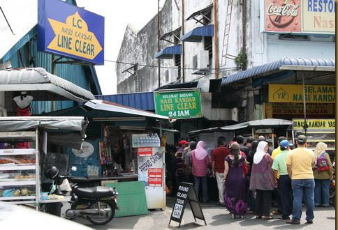 7 things malaysian queue up for!