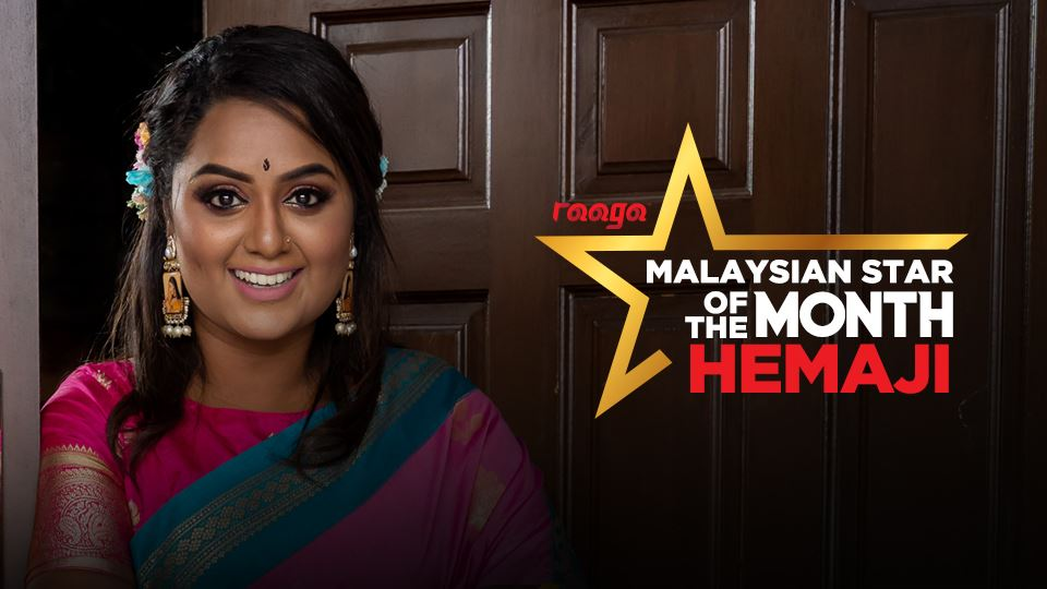 Hemaji Is Our Malaysian Star Of The Month!